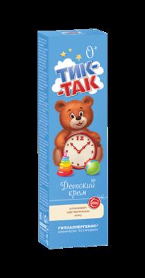 """Крем детский """"Тик-так"""" для чувствительной кожи, 41г"""