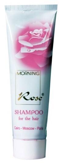 """Шампунь """"Утренняя роза""""  желеообразный для волос любого типа, 76г"""