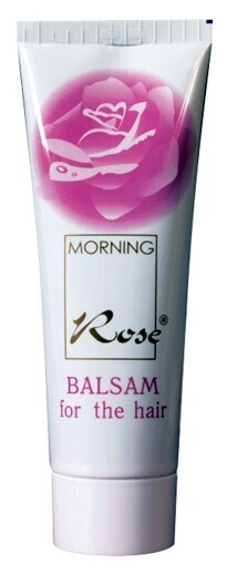 """Бальзам-ополаскиватель """"Утренняя роза"""" для сухих и нормальных волос"""