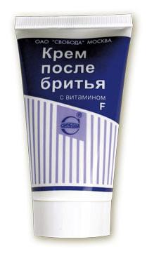 Крем после бритья с витамином F, 41г