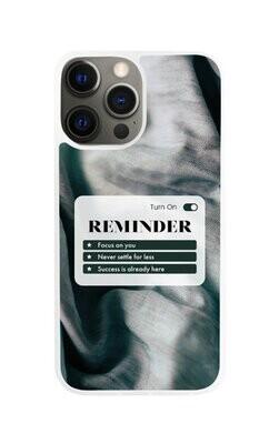 Mantra Reminders Phone Case