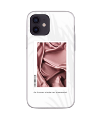 She Did It Phone Case