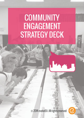 Community Engagement Strategy Deck