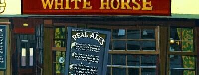 White Horse, Oxford