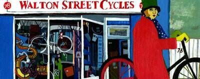 Walton Street Cycles Jericho