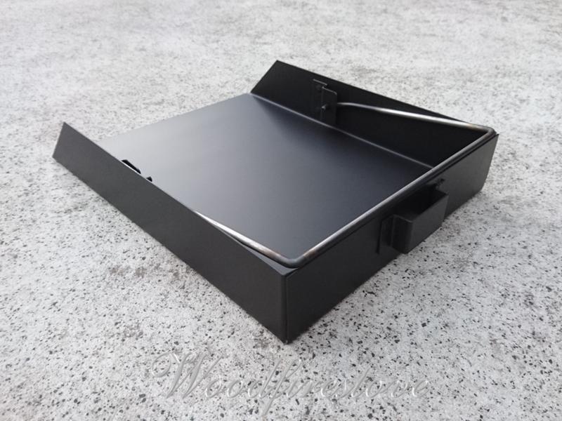 ASH PAN for RAYBURN 355-SFW Heatranger / SUPREME / NOVELLE - 1.6mm steel - ASHPANS *Free Shipping Australia