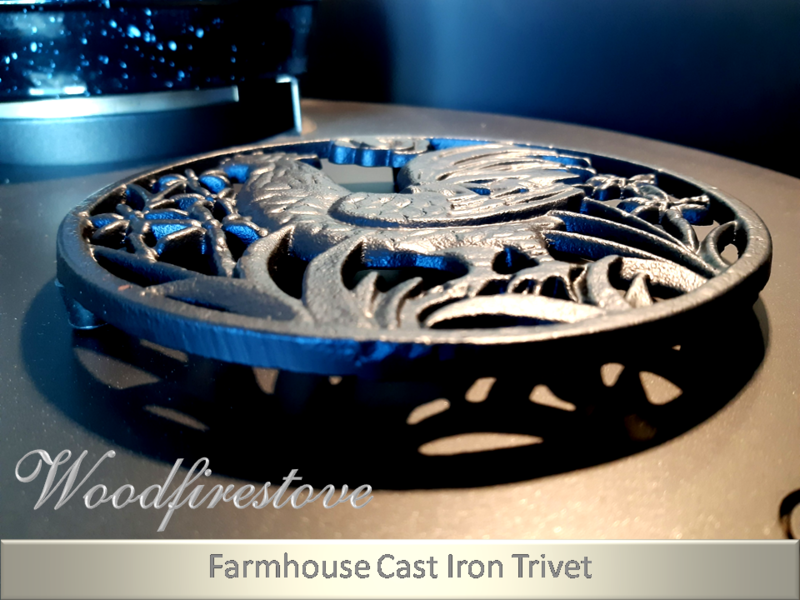 Farmhouse TRIVET Cast Iron