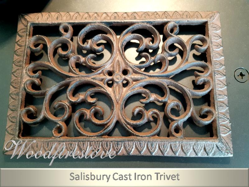 Salisbury TRIVET Cast Iron