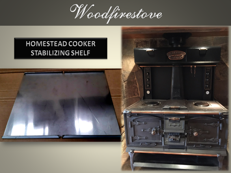 HOMESTEAD COOKER - STABILIZING OVEN SHELF - to suit Models WE1 & WE2