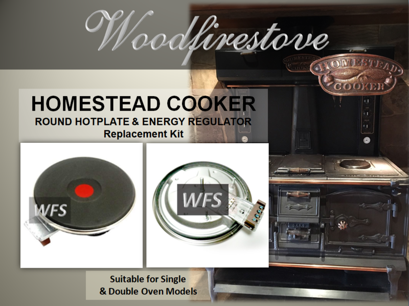 HOMESTEAD COOKER - ROUND HOTPLATE - to suit Models WE1 & WE2