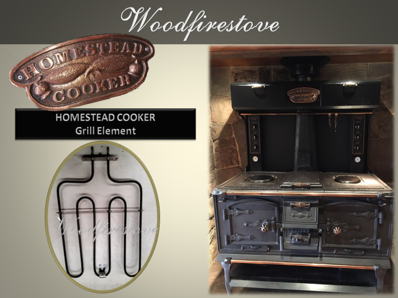 HOMESTEAD COOKER - GRILL ELEMENT - to suit Models WE1 & WE2