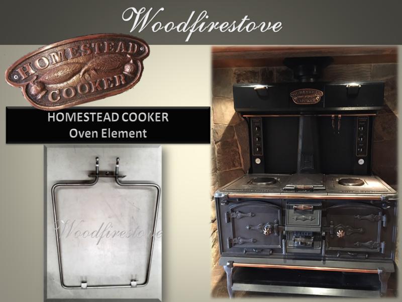 HOMESTEAD COOKER - OVEN ELEMENT- to suit Models WE1 & WE2