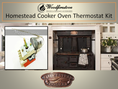 HOMESTEAD COOKER OVEN THERMOSTAT KIT *Free Shipping