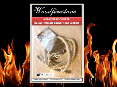 HOMESTEAD COOKER = Round Hotplate Element 'CARRIER' Replacement Rope (to suit Models WE1 & WE2) *Free Shipping