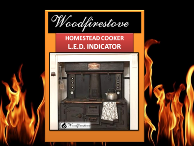 HOMESTEAD COOKER = L.E.D. INDICATOR = to suit Models WE1 & WE2 *Free Shipping