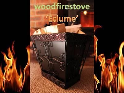 ECLUME Fireside Companion Kindling Organizer *FREE SHIPPING'