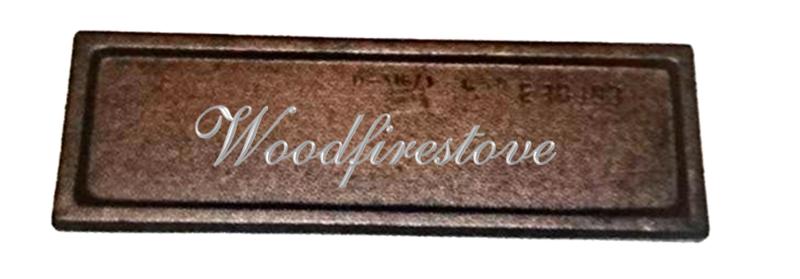Coalbrookdale Darby C1109 Baffle Plate