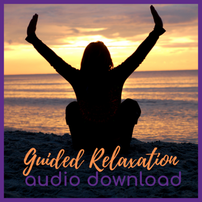 Washing It Away Guided Relaxation
