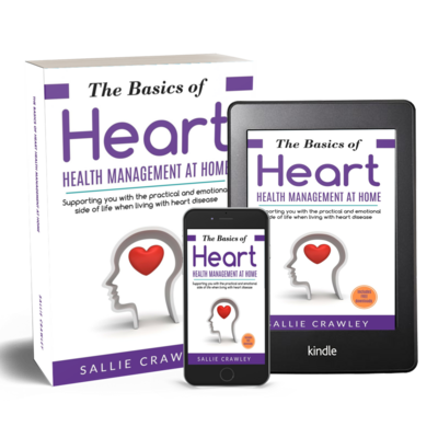 The Basics of Heart Health Management at Home Support Book