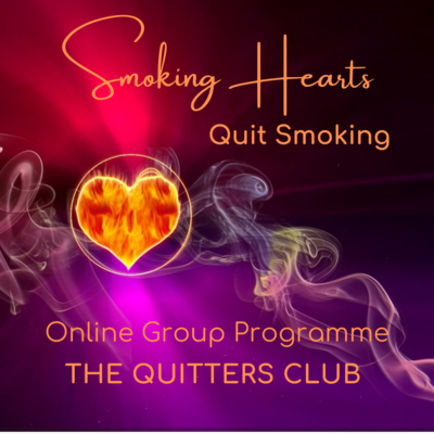 Quit Smoking 6 Session Online Programme for Hearties