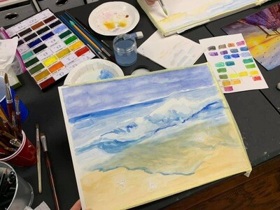 Painting Course (4 Hours)