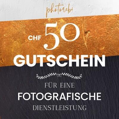 Gutschein – CHF 50