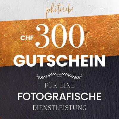 Gutschein – CHF 300