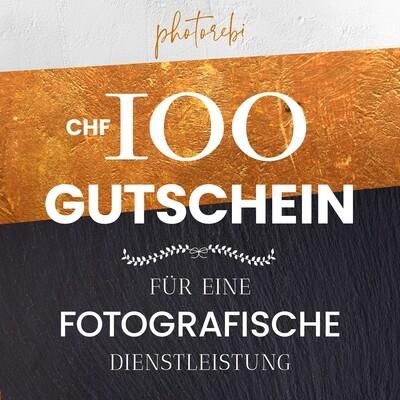 Gutschein – CHF 100