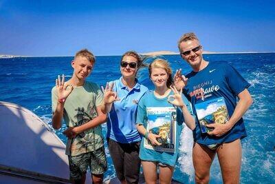 PADI Junior Open Water course