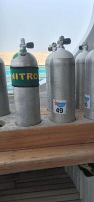 PADI Nitrox Diver Speciality Course