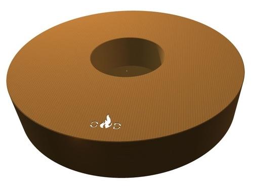 Vuurtafel Rond 1490x280 (Diam xH in mm) 0086