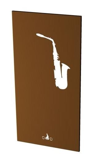 Schutting Saxofoon 0100