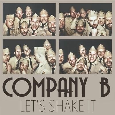 Company B - Let's Shake It CD Album