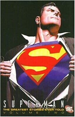 Superman: Greatest Stories Ever Told: Vol 2