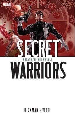 Secret Warriors Vol 6: Wheels Within Wheels