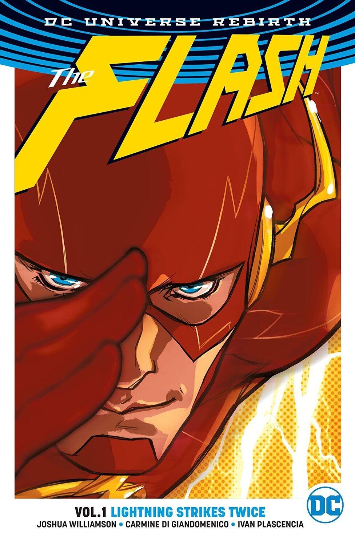 Flash: Vol 1: Lightning Strikes Twice