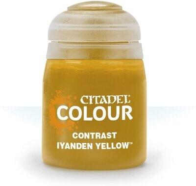 Contrast: Iyanden Yellow 18ml