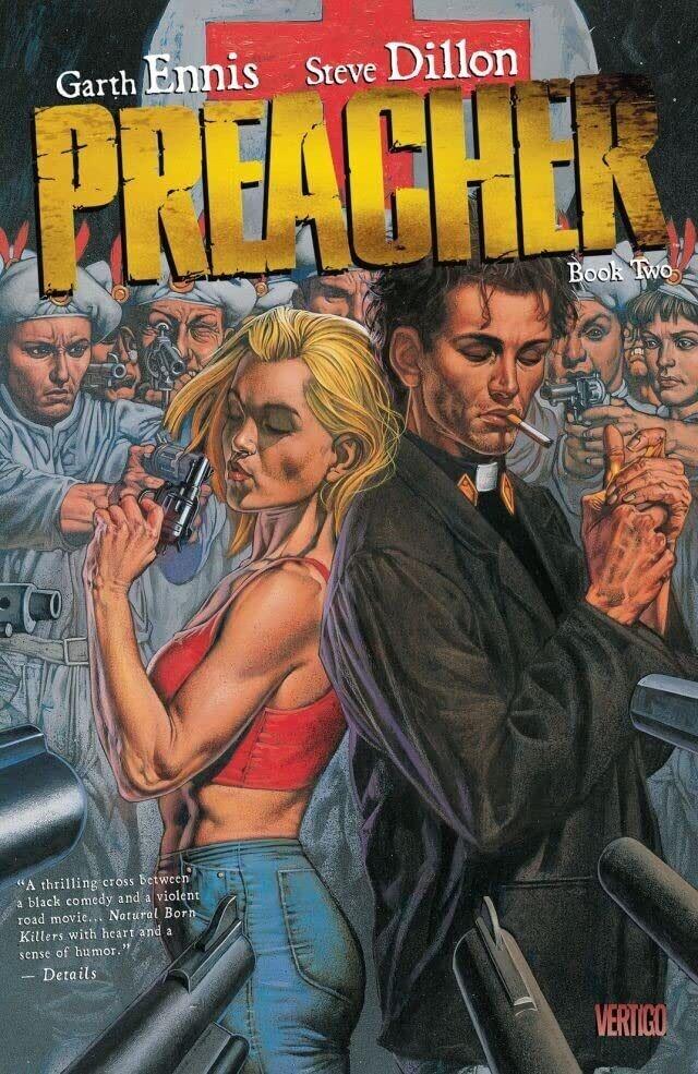 Preacher: Book 2