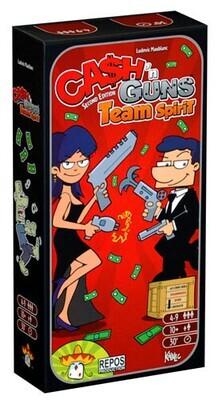 Cash 'n Guns (Second Edition): Team Spirit Expansion