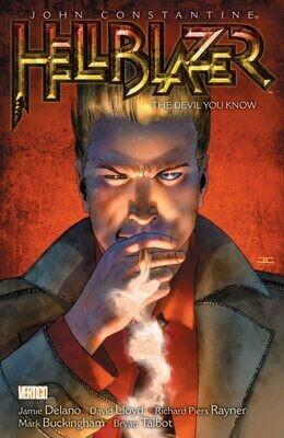 John Constantine Hellblazer Vol 2: The Devil You Know