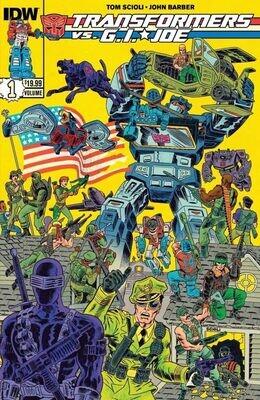 Transformers vs. G.I. Joe: Vol. 1