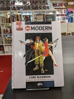 D20 Modern: Core Rulebook
