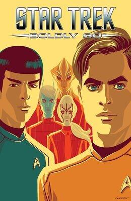 Star Trek: Boldly Go Vol 2