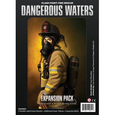 Flash Point: Fire Rescue: Dangerous Waters Expansion