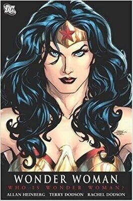 Wonder Woman: Who Is Wonder Woman
