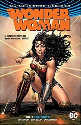 Wonder Woman: DC Universe Rebirth: Vol 3: The Truth