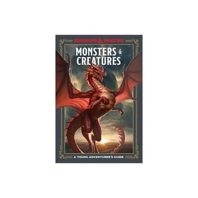 D&D Young Adventurer's Guide: Monsters & Creatures