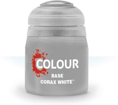Base: Corax White 12ml