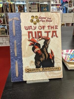 L5R 3e: Way of the Ninja