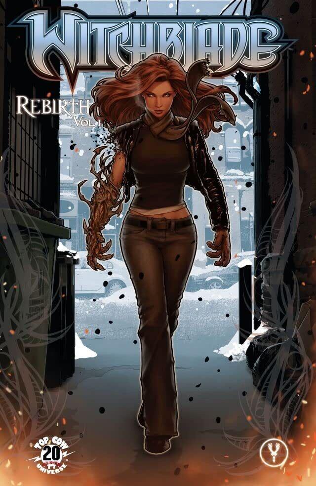 Witchblade: Rebirth: Vol 1